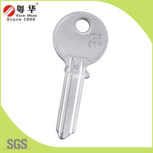 China Factory House Blank Key pictures & photos