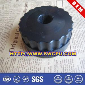 OEM Customized Machining Plastic Product (SWCPU-P-P025) pictures & photos