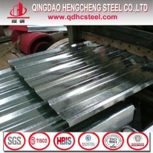 Z180 Hot Dipped SGCC Galvanized Gi Roofing Sheet pictures & photos