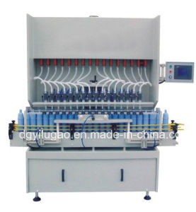 Automatic Anti-Corrosive Linear Liquid Filling Machine pictures & photos