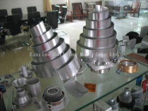 CNC Aluminum Parts for Industrial Use pictures & photos