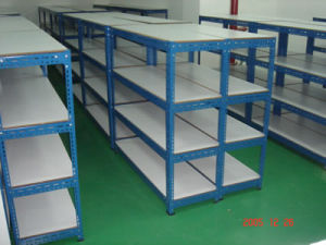 Selective Quality Warehouse Light Duty Storage Shelf/Racking pictures & photos