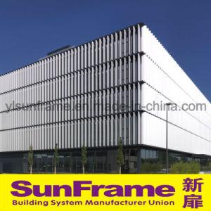 Aluminium Louvers for Building Facade pictures & photos