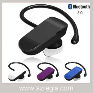 Mono Mic Handsfree Wireless Bluetooth 3.0 Headphone Headset Earphone pictures & photos