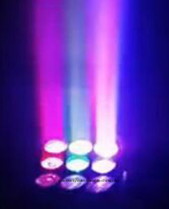 9PCS*10W RGB Matrix 3*3 LED Moving Head Light pictures & photos