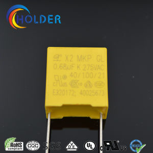 Polypropylene Safety X2 Capacitor for Light pictures & photos