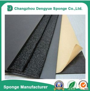 Fireproof Waterproof Industrial Neoprene EPDM Cr PVC NBR SBR Foam Rubber Sheet pictures & photos