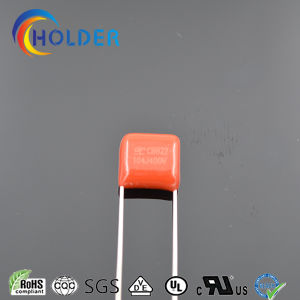 Cbb Metallized Polypropylene Capacitor of (Cbb22 104j/400V P=7.5) RoHS All Series pictures & photos