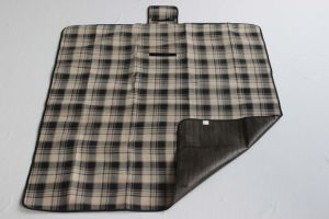 Plaid Picnic Fleece Blanket /Custom Blanket pictures & photos