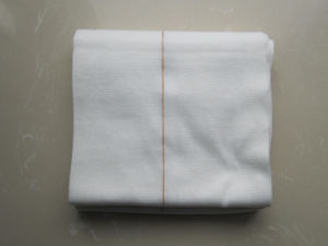 Tubular Bandage 17.5 or 18.5cm X 10m with Beige Line for Large Trunks pictures & photos