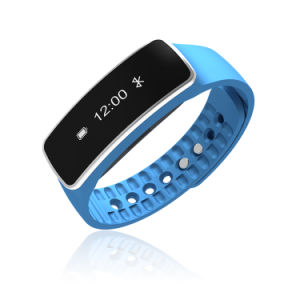 Custom Logo Wearable Sport Smartband pictures & photos