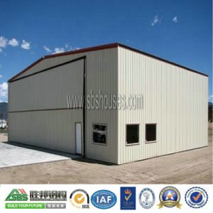 Low Cost Steel Frame Warehouse Building pictures & photos