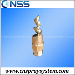 Brass Spjt Spiral Nozzle for Fire Fighting pictures & photos
