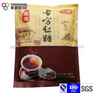 3-Side Sealing Plastic Packaging Food Bag pictures & photos