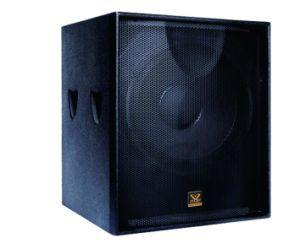 Passive Professional 1*18inch Subwoofer Sale for Sound System pictures & photos