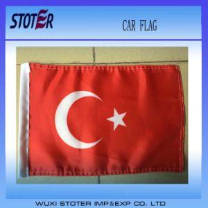 High Quality 12X18inches Armenia Car Flag pictures & photos