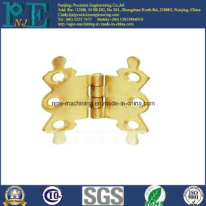 Custom High Precision CNC Machining Hinge Like Butterfly pictures & photos