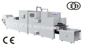 Paper Cup Flate Die Cuttign Stripping Machine