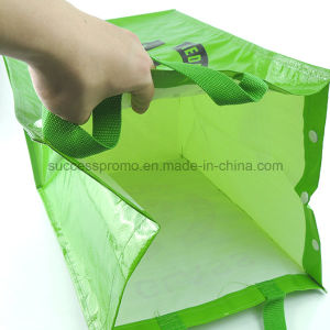 Reusable PP Woven Bag for Shopping, Promotion Bag for Advertising pictures & photos