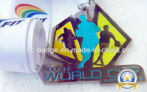 Customized Zinc Die Cast Medallion pictures & photos