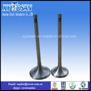 Car Engine Valves 928m6507D1a Intake& 928m6505D2a Exhaust for Ford Fiesta pictures & photos