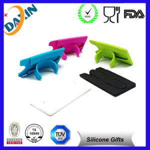Wholesale Promotion Silicone Mobile Phone Slap Touch U Stand/Holder pictures & photos