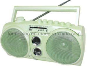 Portable Cassette Recorder Cassette Player with FM Am TV pictures & photos