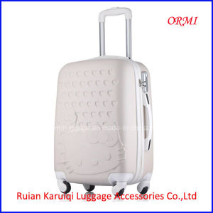 Fashion 4 Wheel Trolley Travelling Bag pictures & photos