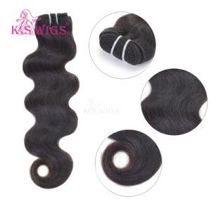 Natural Human Hair Brazilian Virgin Remy Human Hair Extension pictures & photos