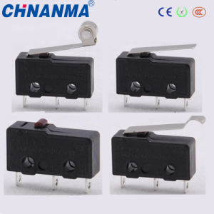 V-12 Series Electrical Lever Micro Miniature Snap-Action Switch pictures & photos
