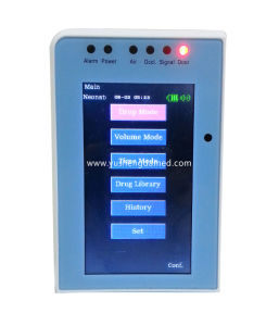 Ce Marked High Qualified Portable Medical Instrument Infusion Pump pictures & photos