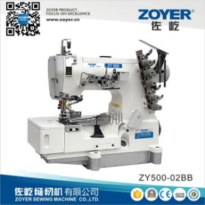 Zoyer Pegasus Direct-Drive Interlock Sewing Machine with Auto-Trimmer (ZY 500-02BB) pictures & photos