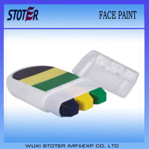 Nontoxic Waterproof Country Flag Face Paint pictures & photos