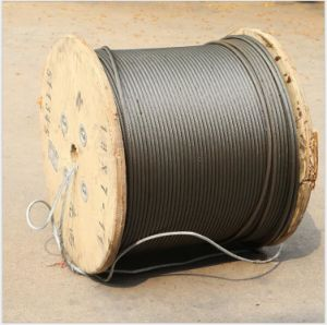 Manufacturer Steel Wire Rope (6X36+FC, 6X36+IWRC, 6X36SW+FC, 6X36SW+IWRC) pictures & photos