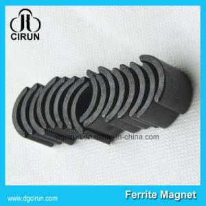 Hard Arc Ferrite Ceramic Magnet for Motor pictures & photos