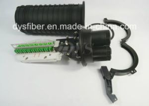 Fosc 014 Fiber Optic Dome PLC Splitter Splice Closure pictures & photos