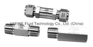 3000 Psig Fixed Cracking Pressures Check Valve pictures & photos