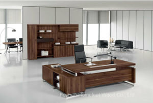 Wooden Office Furniture Executive Manager Director Desk (HF-TWB112) pictures & photos