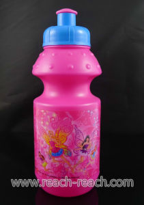 Children Plastic Sports Water Bottle (R-1097) pictures & photos