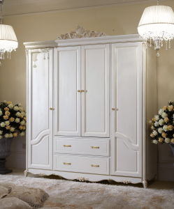 Classical Wooden Bedroom Furniture-Mg-C2001 Bedroom pictures & photos