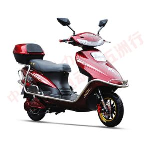 Fashion Longwise Chinese Electric Scooter 48V/60V 500W Electric Motorcycle pictures & photos