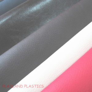 PVC Furniture Leather/ PVC Sofa Leather pictures & photos