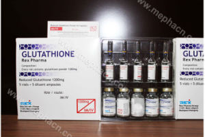 Arrow/Rex/Ele Glutathione Skin Whitening Injection, 600mg/900mg/1200mg/1500mg/2400mg/3000mg pictures & photos