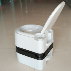 24L Portable Toilet Outdoor Mobile Toilet HDPE Toilet pictures & photos