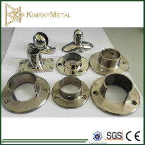 Stainless Steel Handrail Tube Flange pictures & photos