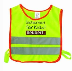 Kids Reflective Vest, Made of Knitting Fabric with En, Factory in Ningbo, China pictures & photos