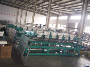 Cap Embroidery Machine/Tubular Embroidery Machine