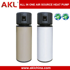 Small Bathroom All in One Heat Pump Water Heater pictures & photos