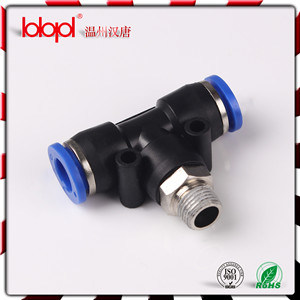 Air Automatic Pneumatic Pushfit Fittings 4-01mm pictures & photos