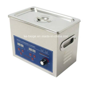 3L 120W Glasses Jewelry Digital Ultrasonic Bench-Top Cleaner Washer with Power Adjustable pictures & photos